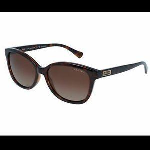 Ralph Lauren Classic Tortoise Shell Sunglasses